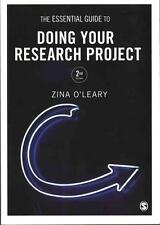 The Essential Guide to Doing Your Research Project von Zina O'Leary (2013,...