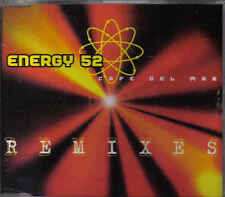Energy 52-Cafe Del Mar Remixes cd maxi single