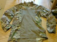 MASSIF Army Combat Shirt ACS Type II Zippered MULTICAM USGI Medium OCP