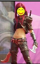 League of Legends katarina  Cosplay Costume Custom