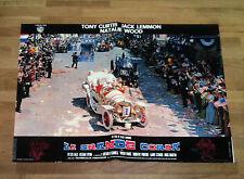 LA GRANDE CORSA fotobusta poster affiche Jack Lemmon The Great Race Car Auto