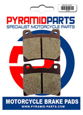 Yamaha XJ 900 F 85-93 Rear Brake Pads
