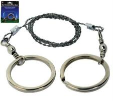Portable Survival Wire Saw Camping Emergency Hiking Backpacking CS004