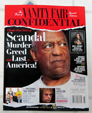 SCANDAL Murder GREED Lust In AMERICA Best Of VANITY FAIR CONFIDENTIAL Bill Cosby