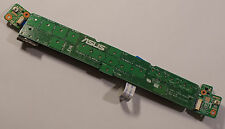 ASUS X62J LED Button Switch Board touch sensor TOP!