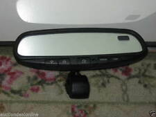 FACTORY OEM 03 04 05 06 MAZDA 3 5 6 RX8 AUTO DIM REAR MIRROR COMPASS HOMELINK