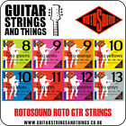 Rotosound ROTO Electric Guitar Strings - FREE Extra 1st String - ALL GAUGES
