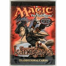 MTG: CHAMPIONS of KAMIGAWA Sealed Tournament Pack -Magic the Gathering