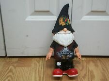 Chicago Blackhawks 2015 NHL Stanley Cup Champions Garden Gnome