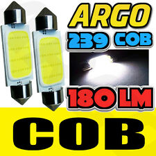 2X HONDA CR-V MK2 2.0 239 C5W WHITE INTERIOR COURTESY BULB LED UPGRADE LIGHT