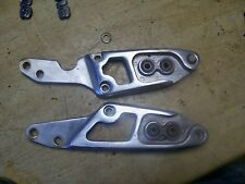 1982 Suzuki GS1100 GL 1100 GK Rear Foot Peg Brackets