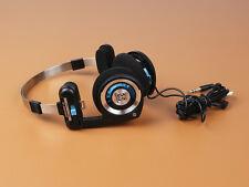 Koss Porta Pro Headband Headphones - Blue/Black Straight Plug #4