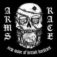 "Arms Race - New wave Of British Hardcore 12"" NO TOLERANCE DISCHARGE SSD FLEX"