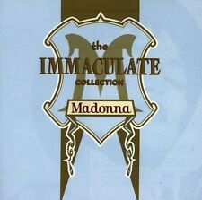 MADONNA - Immaculate Collection- CD Album Best Of Like a Virgin