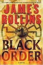 Black Order: A Novel (Sigma Force Novels)-ExLibrary