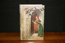 THE DEVIL'S MISTRESS BY J. W. BRODIE-INNES  - HC IN DUST JACKET, CIRCA 1915