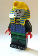 Lego PHARAOH HOTEP Minifigure ADVENTURERS 5988 5978 5958 3021 2996