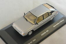 ODEON 005 - CITROEN BX 1983 GRIS METAL  1/43
