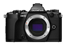 Olympus OM-D E-M5 Mark II (Body only) Black -Fedex 2-3day to USA