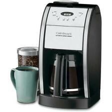 Cuisinart DGB-550BK 12 Cup Programmable Grind And Brew Coffee Maker