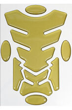 Transformer Gold 3D Resin Domed Resin Tank Pad + 4 Oval Pads