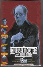 Universal Monsters Silver Screen Trading Card Box