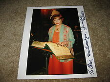 Jennifer Rhodes - Charmed - Autographed Photo - Signed Original