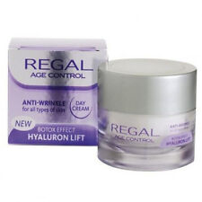 REGAL ANTI-WRINKLE DAY CREAM WITH BOTOX EFFECT AND HYALURON-45ml