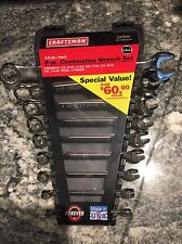Craftsman 9 Piece Combination Wrench Set