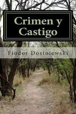 Crimen y Castigo (Spanish Edition), Dostoiewski, Fiodor, Very Good Book