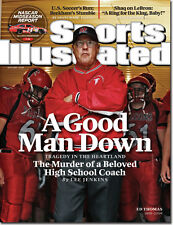 July 6, 2009 Ed Thomas Aplington-Parkersburg High Sports Illustrated NO LABEL 1