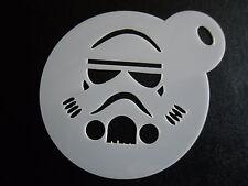 Taglio laser piccoli Sci Fi DESIGN CAKE, biscotti, CRAFT & Face Painting Stencil