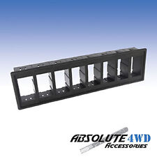*8x Switch Holder* Housing gang rocker Carling ARB universal panel