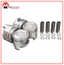 PISTON & RING SET SUZUKI F10A FOR MARUTI CARRY ALTO GYPSY JIMNY 1.0 LTR 1982-90