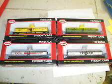 MODEL POWER HO 4X ASSORTED TANKERS