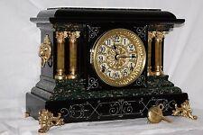 SETH THOMAS Mantel Antique Clock c/1909-L-December No.25 CLOCK AFTER RENOVATION,