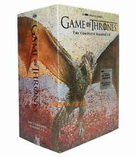 NEW Sealed Game of Thrones The Complete Series 30Disc DVD Set Seasons 1-6