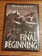 The Final Beginning (DVD) Swoop Productions dirt bike stunts Torger Karhu NEW
