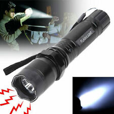 Self Defense Safety Stun Gun Cum Flashlight Torch