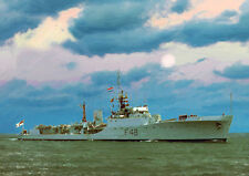 HMS DUNDAS -  LIMITED EDITION ART (25)