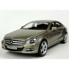 1:18 MERCEDES-BENZ CLS-CLASS 2011 - Manganit Grey Shape NOREV MODEL CAR DIECAST