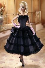 Black Enchantment Outfit Barbie Silkstone Collection GOLD LABEL in Tissue NRFB