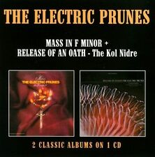 Mass in F Minor/Release of an Oath: The Kol Nidre by The Electric Prunes (CD,...