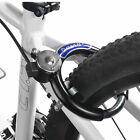 GIANT Bike Frame Horseshoe Lock Anti-theft Stainless Steel Bicycle Lock