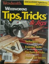 Woodsmith Woodworking Tips Tricks & Jigs Spring 2017 Techniques FREE SHIPPING sb