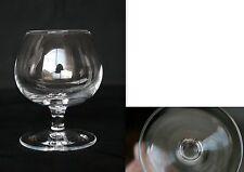 Beau verre à cognac en cristal de Sèvres