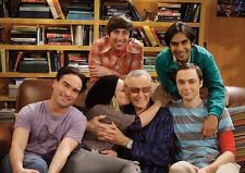 The Big Bang Theory Cast Settee POSTER