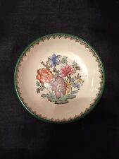 Pretty Spode Chinese Rose Butter Pat