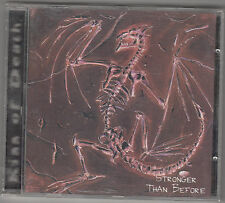 KISS OF DEATH - stronger than before CD