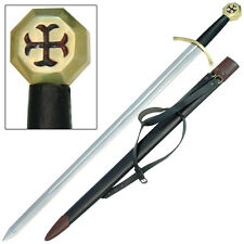Order of the Poor Knights of Christ Templar Crusader Medieval Renaissance Sword